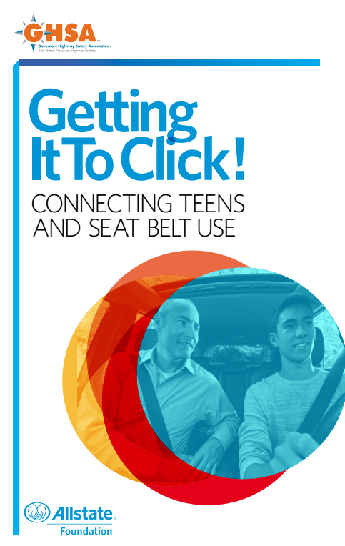 Getting It To Click! Connecting Teens And Seat Belt Use