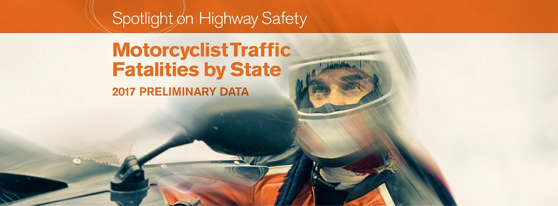 Motorcyclist Fatalities by State: 2017 Preliminary Data