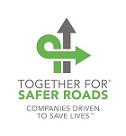 Together for Safer Roads Logo