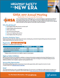 Annual Meeting 2017 Info