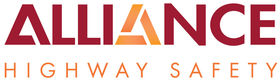 Alliance Highway Safety Logo, highway safety champions