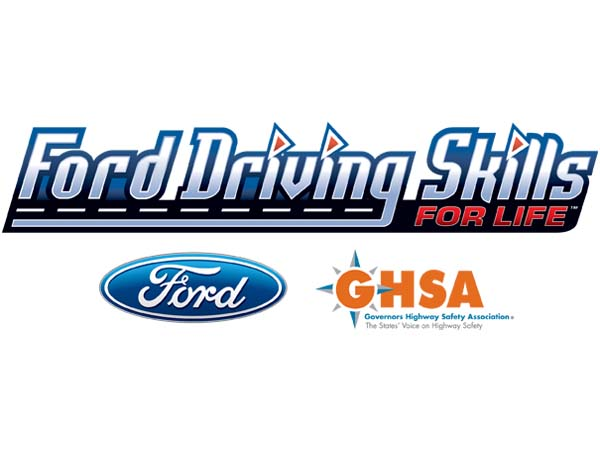 Ford Driving Skills for Life logo