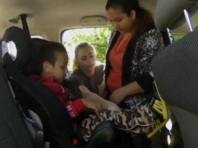 Texas DOT Safety Seat Program image