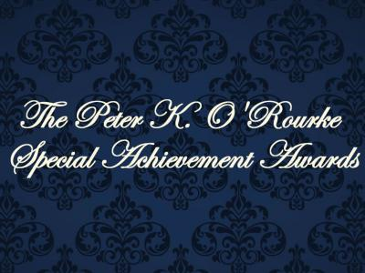 Peter K. O'Rourke Special Achievement Awards
