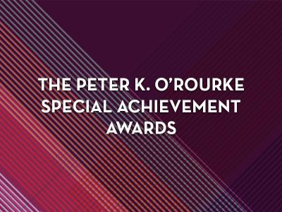 Peter K. O'Rourke Award