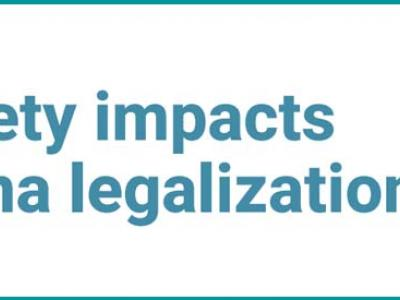 Traffic Safety Impacts of Marijuana Legalization