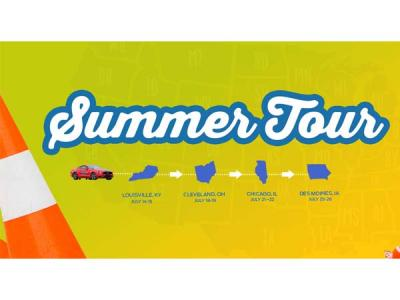 DSFL Summer Tour Logo
