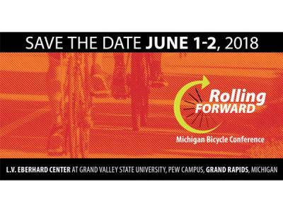 Rolling Forward Michigan Bicycle Conference