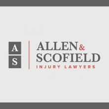 Allen & Scofield Injury Lawyers, LLC Logo