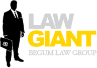 Begum Law Group Logo